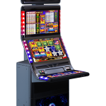 American Stars gaming cabinet