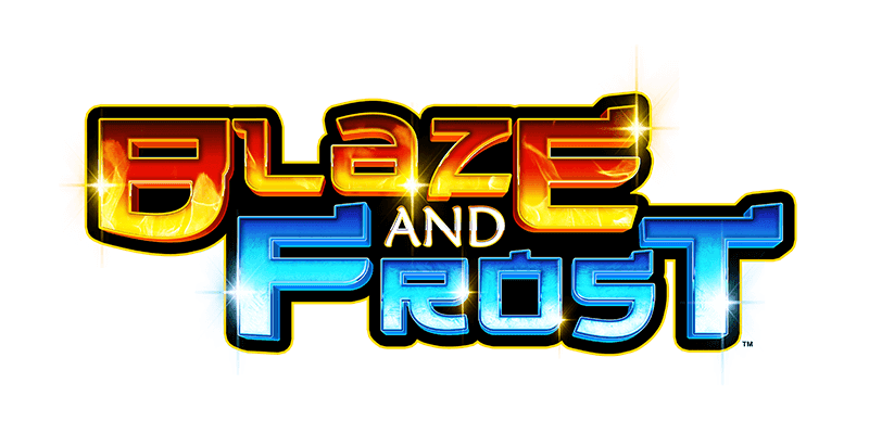 Blaze and Frost logo