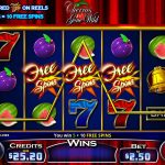 Cherries Gone Wild with Ring the Bell free play