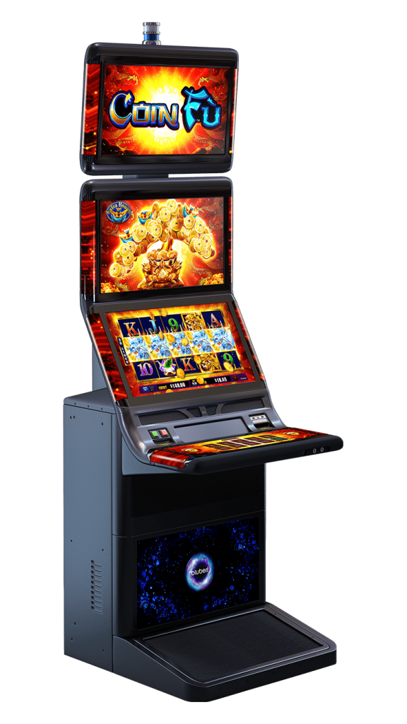 Coin Fu game cabinet