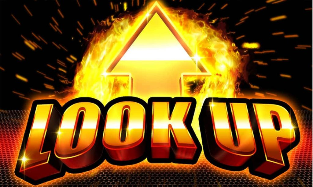 Fire King Look Up screen