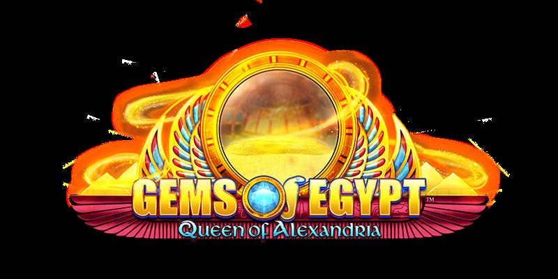 Gems Of Egypt Queen of Alexandria logo