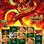 Highborn Dragon gaming screen