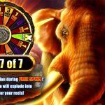 Mammoth Kingdom Free Spin screen