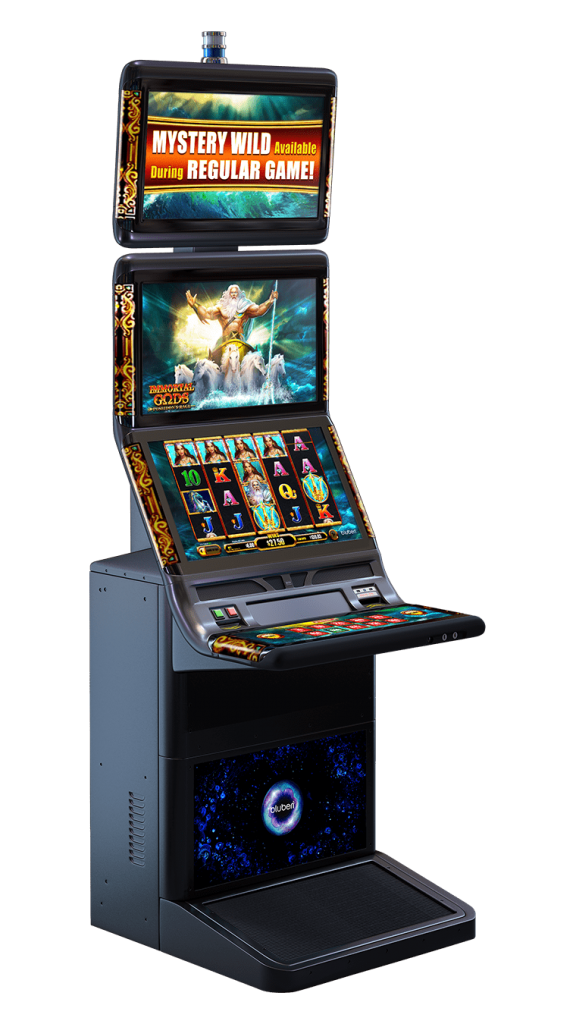 Poseidons Range game cabinet