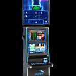 Protocol game cabinet