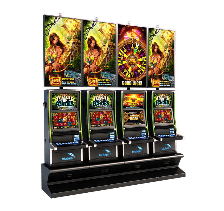 Temple Of Echoes game cabinet