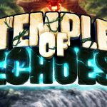 Temple of Echoes Logo screen