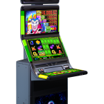 Twisted Deals game cabinet