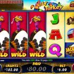 Wild Turkey gaming screen