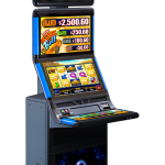 Wild Turkey Ring The Bell game cabinet