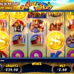 Wild Turkey Ring The Bell gaming screen