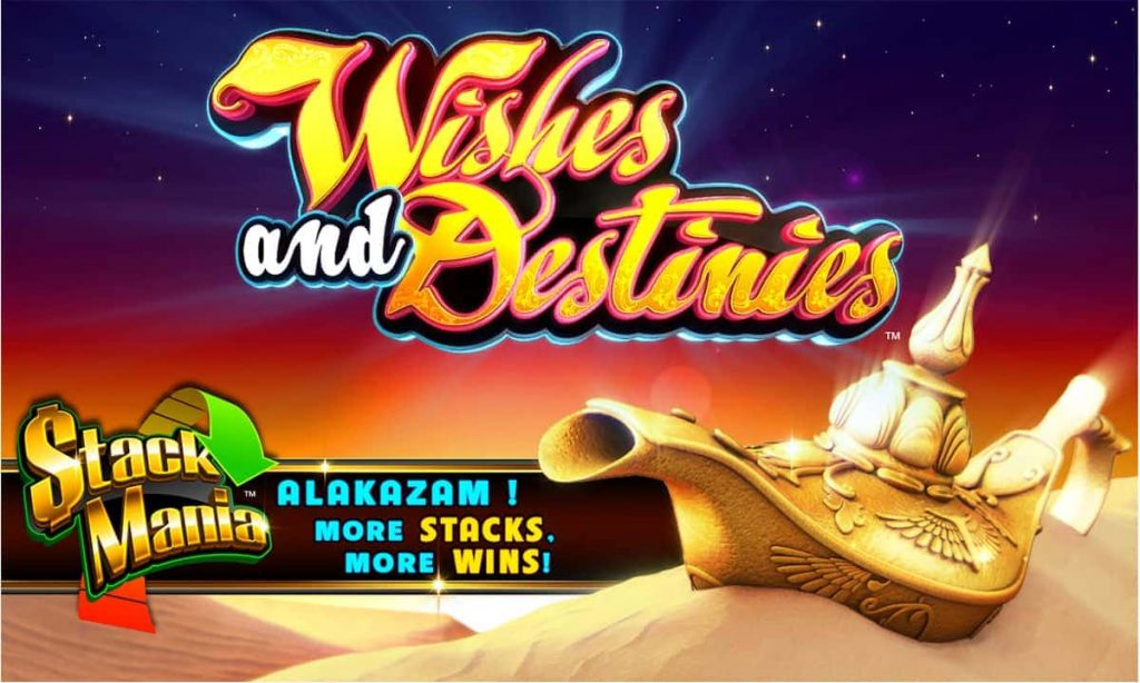 Wishes And Destinies Stack Mania screen