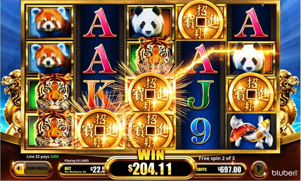 Yundao gaming screen