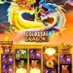 Colossal Dragons game screen