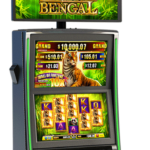 Lions Realm game cabinet